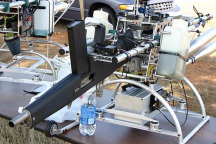 weponized Autocopter
