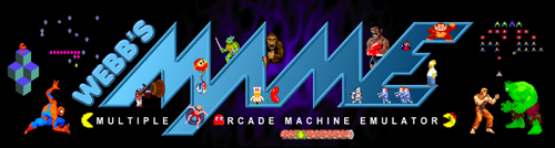 mame machine