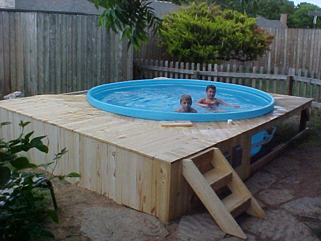 diy home built made make hot tub