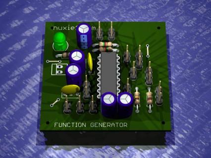 PCB function generator