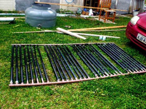 DIY Solar Water Heater, Missionary