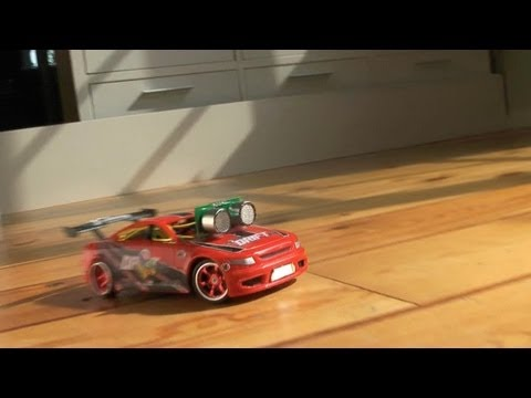 Cheap Autonomous Robot Drift Car