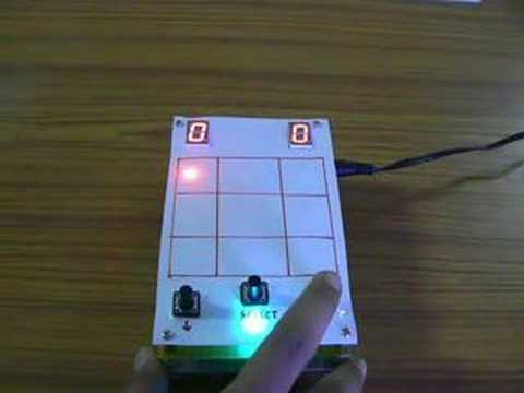 Video: Electronic Tic-Tac-Toe