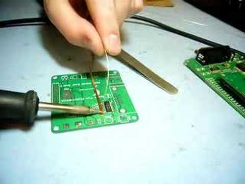 How To: SMD Soldering