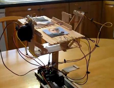Arduino-Solar-Tracker